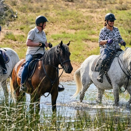 Horseriding Nature reserve